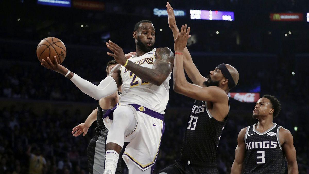 Game Recap: Lakers vs Kings