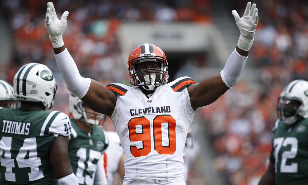 The Chiefs Trade For Emanuel Ogbah