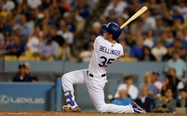 Cody Bellinger has Historic April